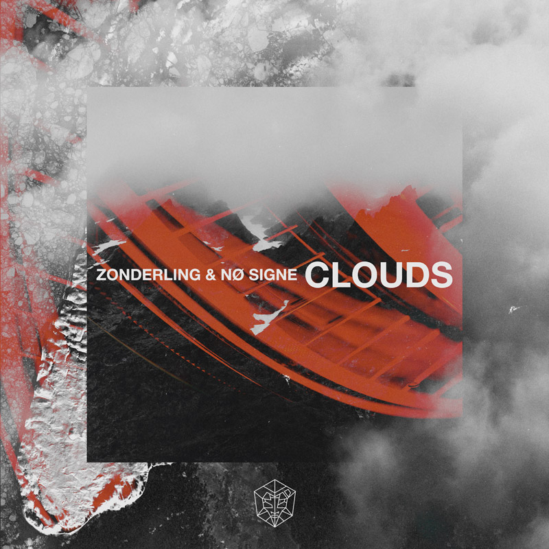 Clouds background image